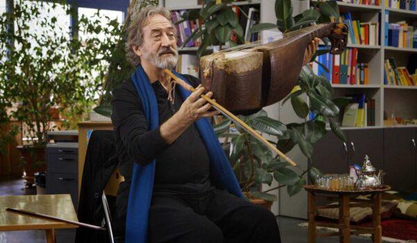 Jordi Savall erklärt sein Instrument