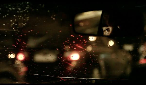 Autofahrt in der Nacht